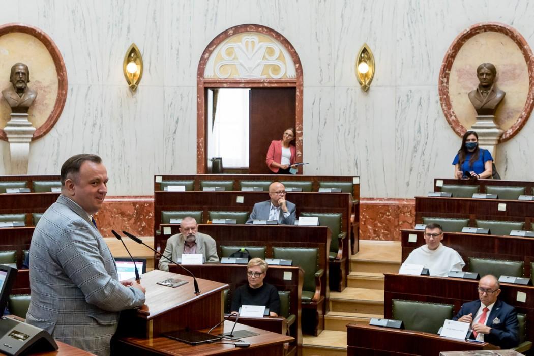 Zdjęcie do wiadomości: Wybrano Prezydium Śląskiej Rady Turystyki