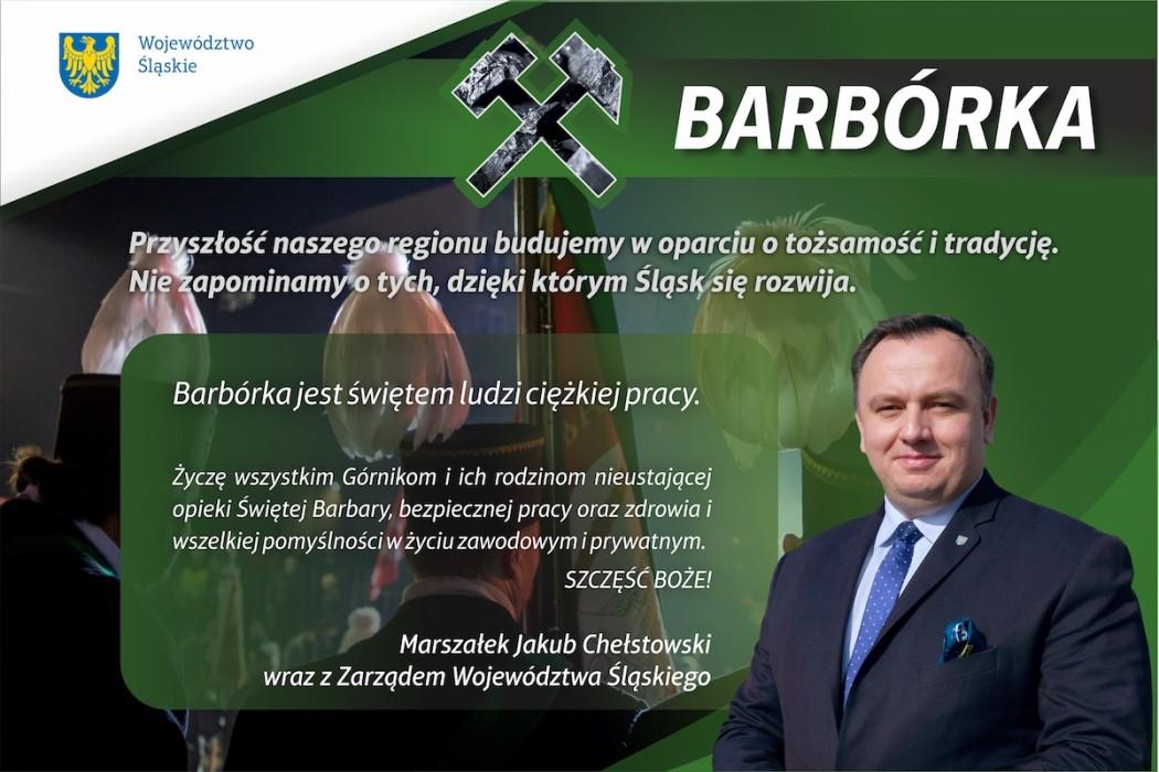 Zdjęcie do wiadomości: Barbórka 2020