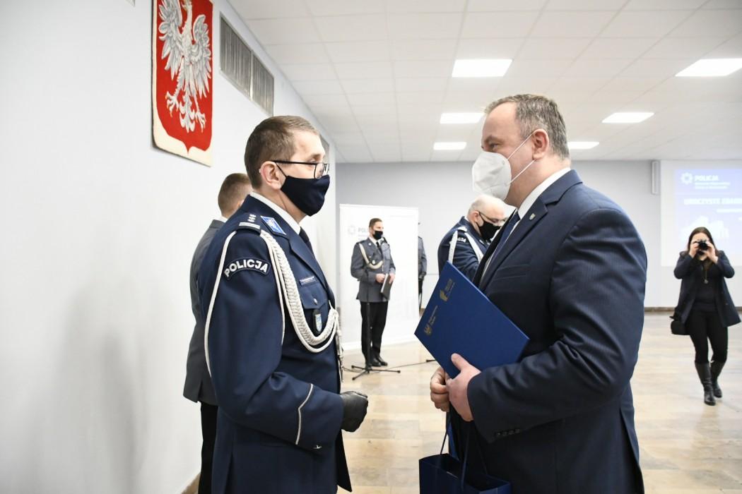 Zdjęcie do wiadomości: Śląska policja ma nowego szefa