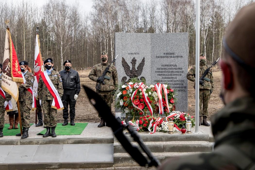 Zdjęcie do wiadomości: W hołdzie Żołnierzom Niezłomnym
