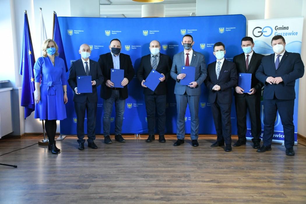 Zdjęcie do wiadomości: Śląskie wspiera obszary wiejskie