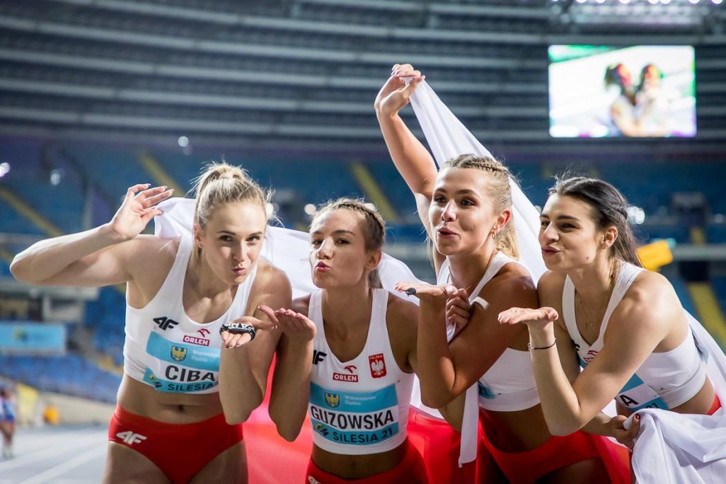 Zdjęcie do wiadomości: Mistrzostwa Świata Sztafet – siła kobiet