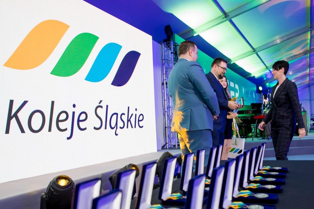 Zdjęcie do wiadomości: Koleje Śląskie świętują dziesięciolecie istnienia