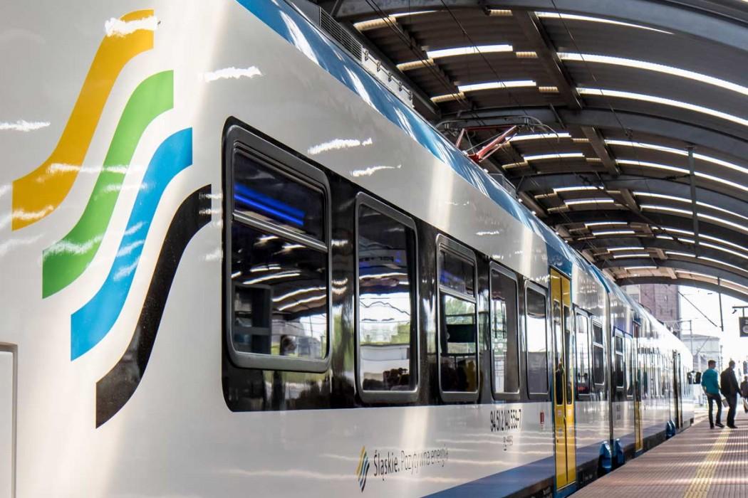 Zdjęcie do wiadomości: Śląskie inwestuje w rozwój kolei