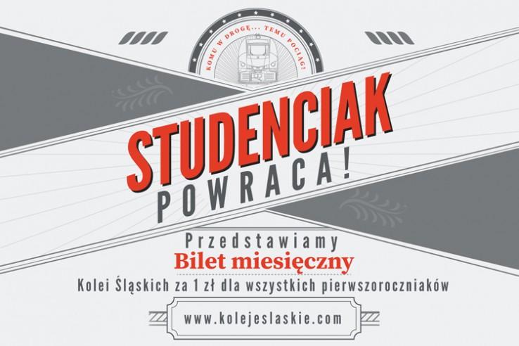 Zdjęcie do wiadomości: Studenciak powraca
