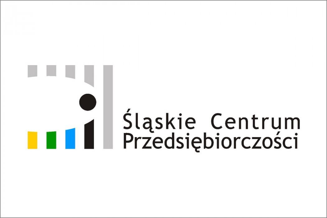 Logo Śląskiego Centrum Przedsiębiorczości