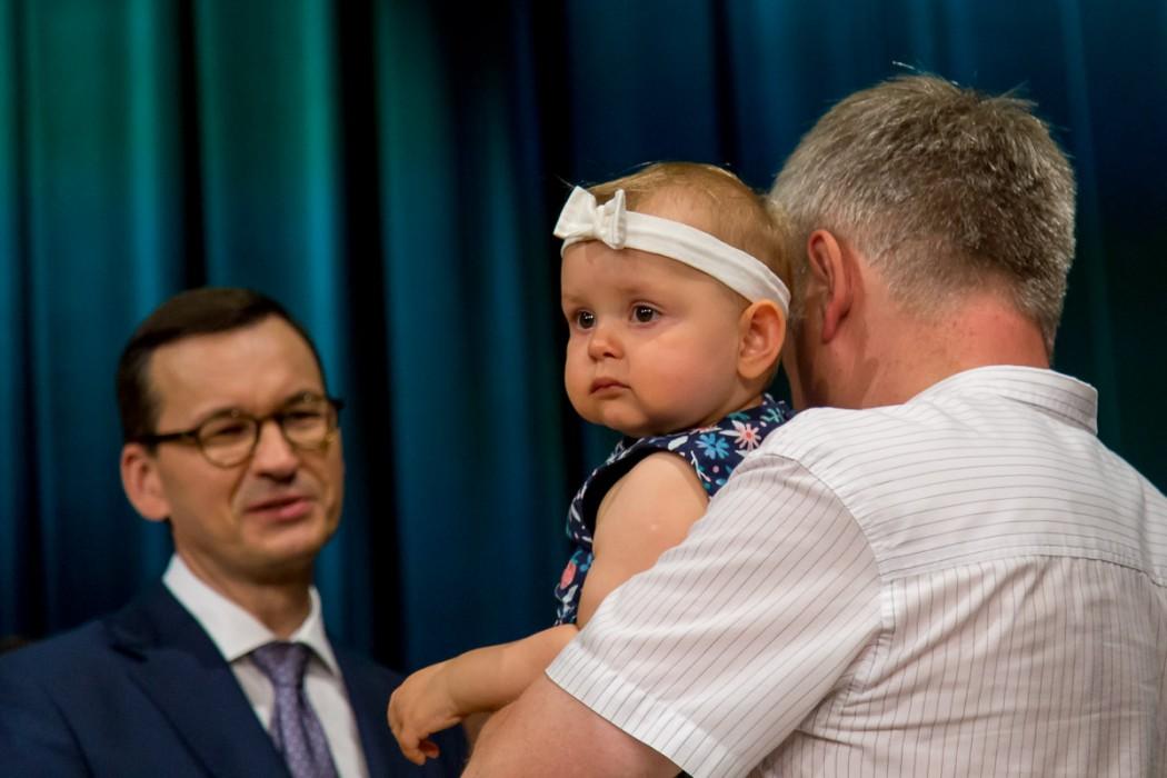 Zdjęcie do wiadomości: Premier z wizytą w regionie