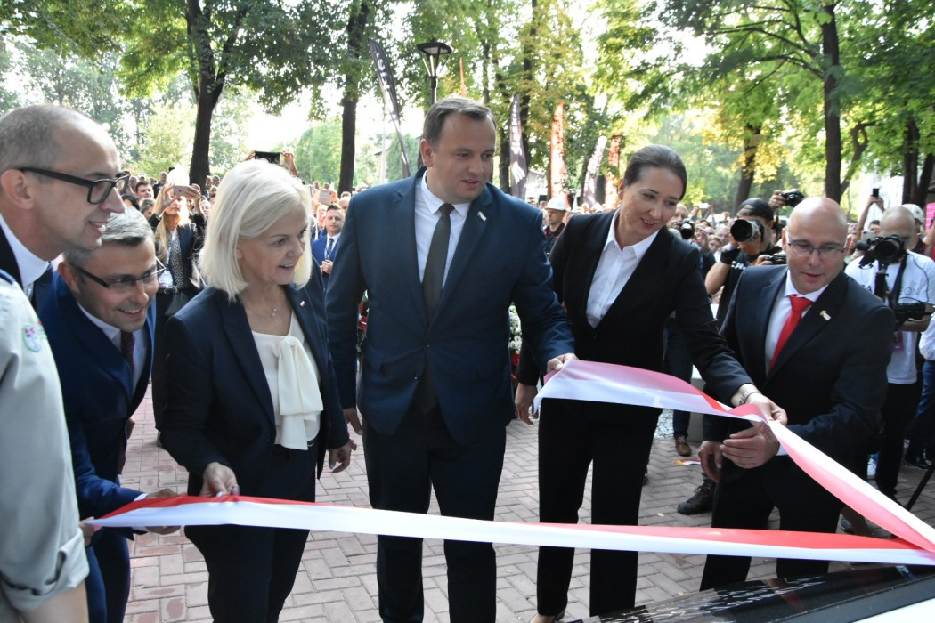 Zdjęcie do wiadomości: Widowisko powstańcze w Mysłowicach