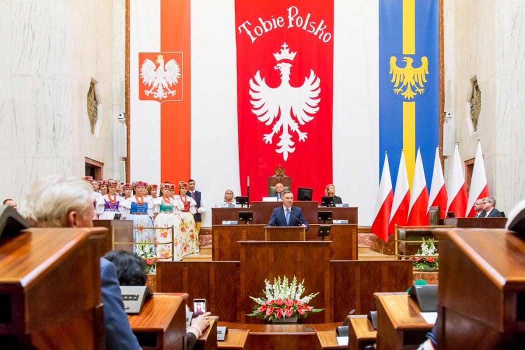 Zdjęcie do wiadomości: Hołd dla bohaterów Powstań Śląskich