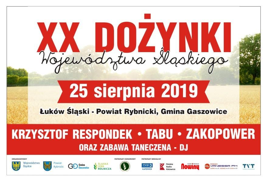 Zdjęcie do wiadomości: Dożynki Wojewódzkie 2019'