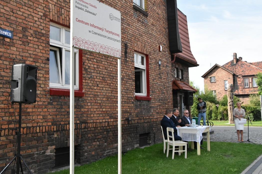 Zdjęcie do wiadomości: Termomodernizacja zabytkowego osiedla w Czerwionce-Leszczynach