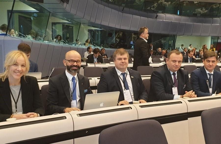 Zdjęcie do wiadomości: Spotkanie grup roboczych Platformy Regionów Górniczych