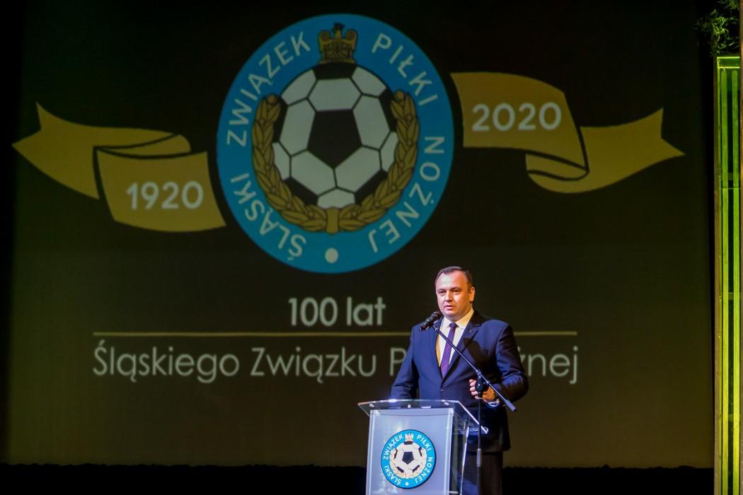 Zdjęcie do wiadomości: Stulecie Śląskiego Związku Piłki Nożnej