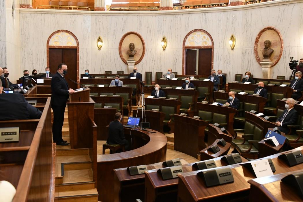 Zdjęcie do wiadomości: Pierwsze posiedzenie Śląskiego Forum Ekspertów