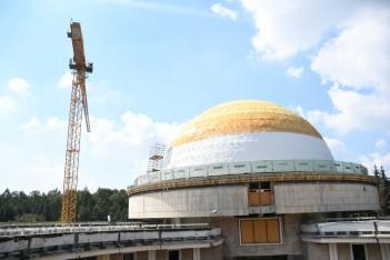 Trwa modernizacja Planetarium Śląskiego