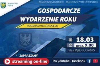 Gospodarcze wydarzenie roku Województwa Śląskiego