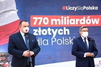 Rekordowe środki unijne dla Polski