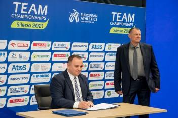 Stadion Śląski gospodarzem Lekkoatletycznych Mistrzostw Europy 2028