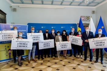 Duże wsparcie dla szpitali wojewódzkich