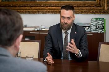 Wizyta konsula Słowacji