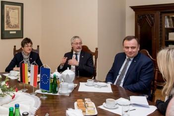 Spotkanie z konsulem Niemiec