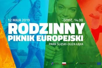 Piknik rodzinny na Dni Otwarte Funduszy Europejskich
