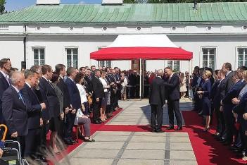 Dzień Samorządu Terytorialnego w Belwederze