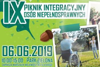 Piknik Integracyjny Osób Niepełnosprawnych