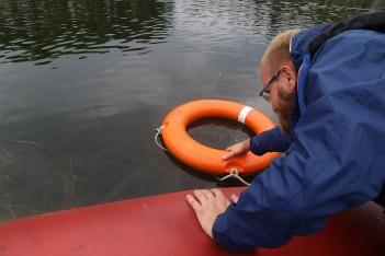 Bezpieczniej nad wodą
