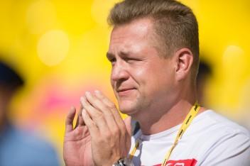Krzysztof Kaliszewski / fot.  Marek Biczyk