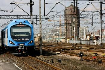 Miliony na rozwój kolei
