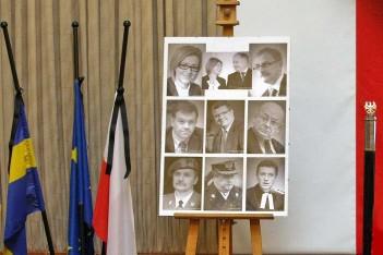 Dziesiąta rocznica tragedii pod Smoleńskiem