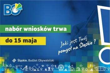 Do piątku 15 maja 2020 przyjmowane są propozycje zadań w II edycji Marszałkowskiego Budżetu Obywatelskiego / graf. UMWS