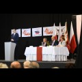 "40 lat NSZZ ""Solidarność"". fot. Patryk Pyrlik / UMWS"