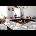 Inauguracyjne posiedzenie Wojewódzkiej Społecznej Rady Społecznej ds. Osób Niepełnosprawnych. fot. Tomasz Żak / UMWS