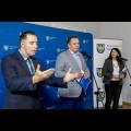 Konferencja prasowa dot. ewaluacji wdrażania tzw. uchwały antysmogowej. fot. Tomasz Żak / UMWS