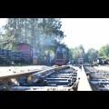 Zabytkowa Stacja Kolei Wąskotorowej w Rudach. fot. Patryk Pyrlik / UMWS