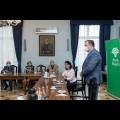 Spotkanie inaugurujące 2 kadencję Wojewódzkiej Rady Społecznej ds. Parku Śląskiego