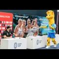 Konferencja prasowa 100 dni przed mistrzostwami świata sztafet na Stadionie Śląskim