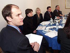 Somers Fry zapoznał się z przygotowaniem Województwa do wykorzystania środków z Europejskiego Funduszu Społecznego