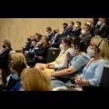 Prezentacja: Fundusz Sprawiedliwej Transformacji. fot. Tomasz Żak / UMWS