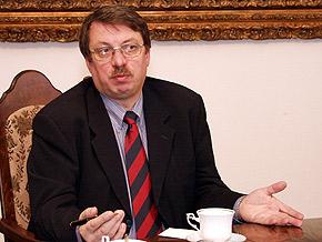 Wiceminister Skarbu Tadeusz Soroka