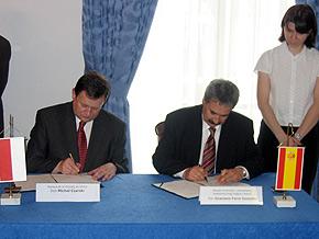 Podpisanie porozumienia o współpracy pomiędzy Asturią a Województwem Śląskim