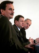 O współpracy ponad granicami rozmawiali szefowie trzech zaprzyjaźnionych regionów