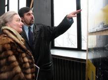 Koncepcję muzeum przedstawił kierownik zespołu architektów Stanisław Lessaer