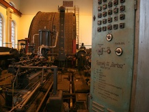 """Maszyna wyciągowa szybu """"Bartosz"""" będzie stanowić jedną z atrakcji nowego muzeum."""