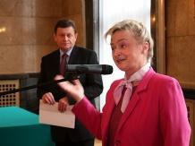 Poseł do Parlamentu Europejskiego Grażyna Staniszewska