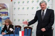 O SEKAP-ie mówił dyrektor Wydziału Polityki Gospodarczej Urzędu Marszałkowskiego Tadeusz Adamski.