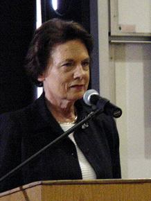 Catherine Lalumière – Wiceprzewodnicząca Parlamentu Europejskiego