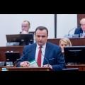 V Sesja Sejmiku Województwa Śląskiego / fot Tomasz Żak UMWS